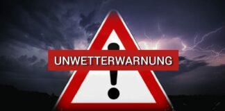Unwetter Warnbild Boost your City