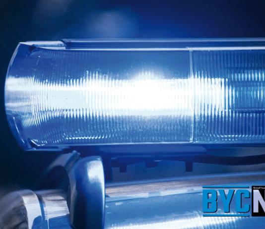 Symbolbild Blaulicht Polizei