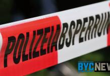 Polizeiabsperrung Symbolbild