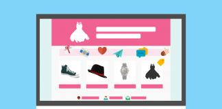 Online Shopping, Symbolbild